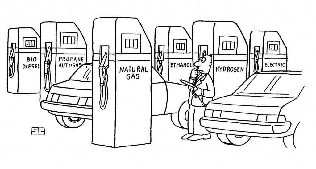 Which alternative fuel?